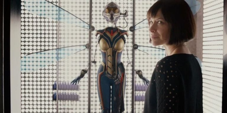 Wasp Suit from 2015's Ant-Man