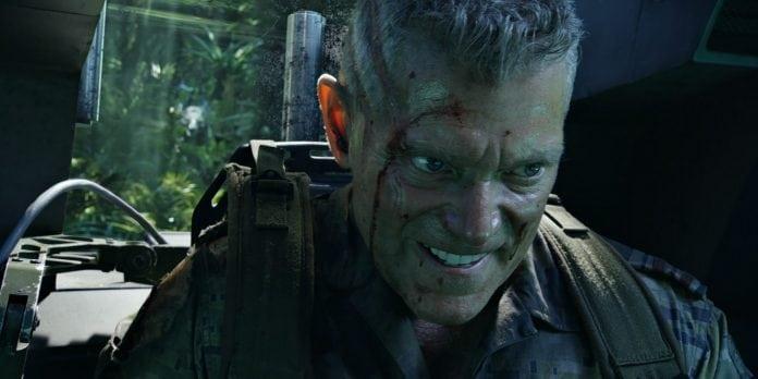 Stephen Lang in Avatar