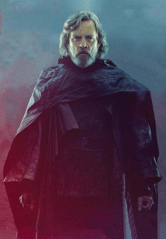 Luke Skywalker New Image From Hungarian Magazine