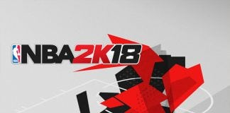 NBA 2k18 cover