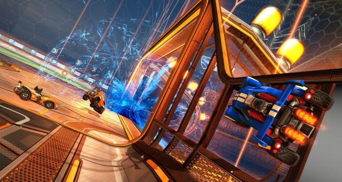 rocket league season 4 update
