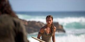 Alicia Vikander as Lara Croft Tomb Raider