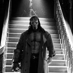 David Harbour Hellboy Black/White
