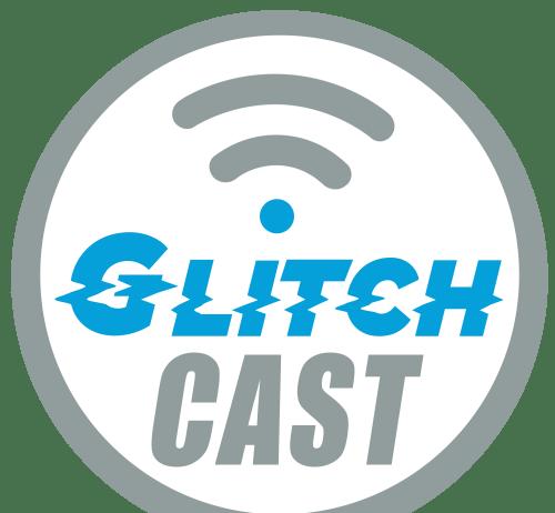 GlitchCast Podcast Logo