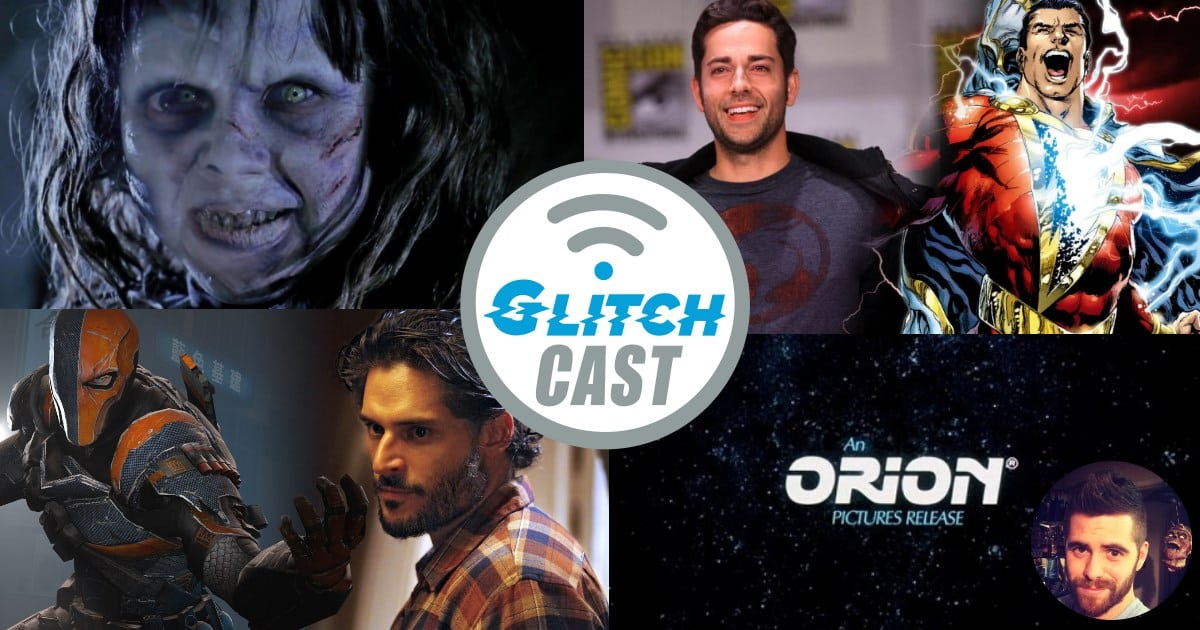 GlitchCast E06: Halloween Special with LukeOfHorror from Orion ...
