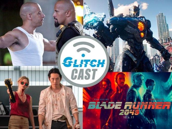 GlitchCast Episode 4: Blade Runner 2049