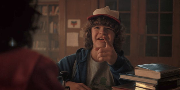 Dustin Stranger Things