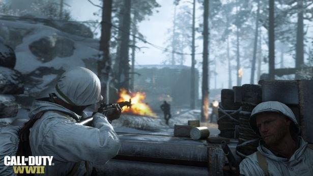 Call of Duty WWII Xbox One Screenshot