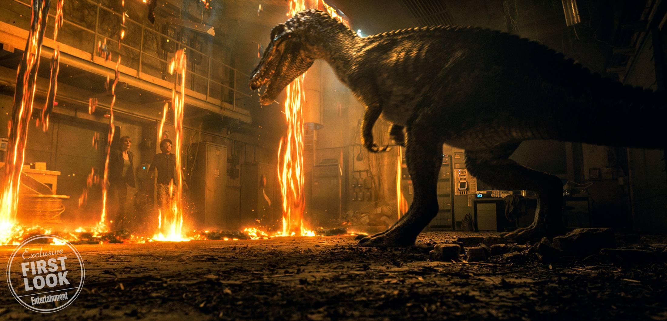 Fallen Kingdom New Dinosaur