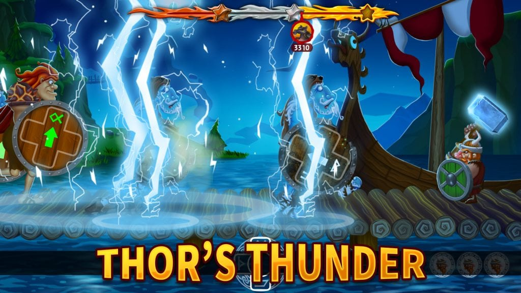 Party Planet Thors Thunder