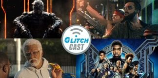 GlitchCast Black Panther Review