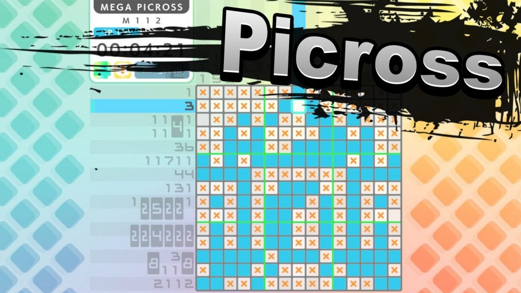 Picross Super Smash Bros