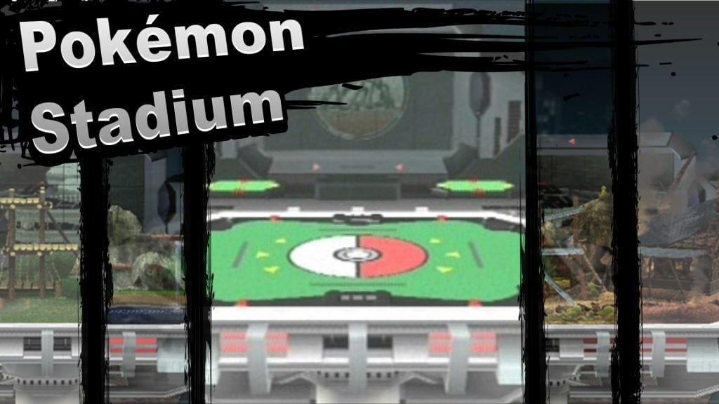 Pokemon Stadium Super Smash Bros