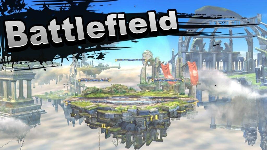 Battlefield Super Smash Bros