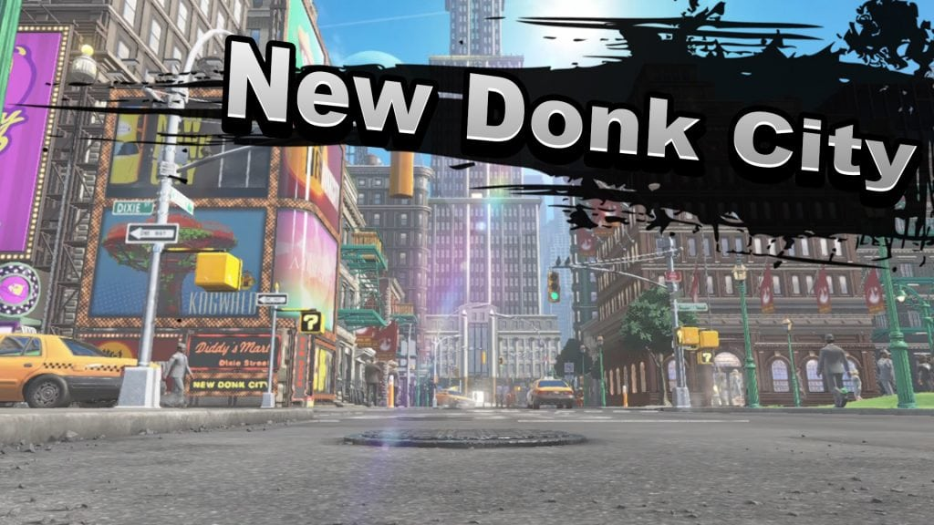 New Donk City Super Smash Bros