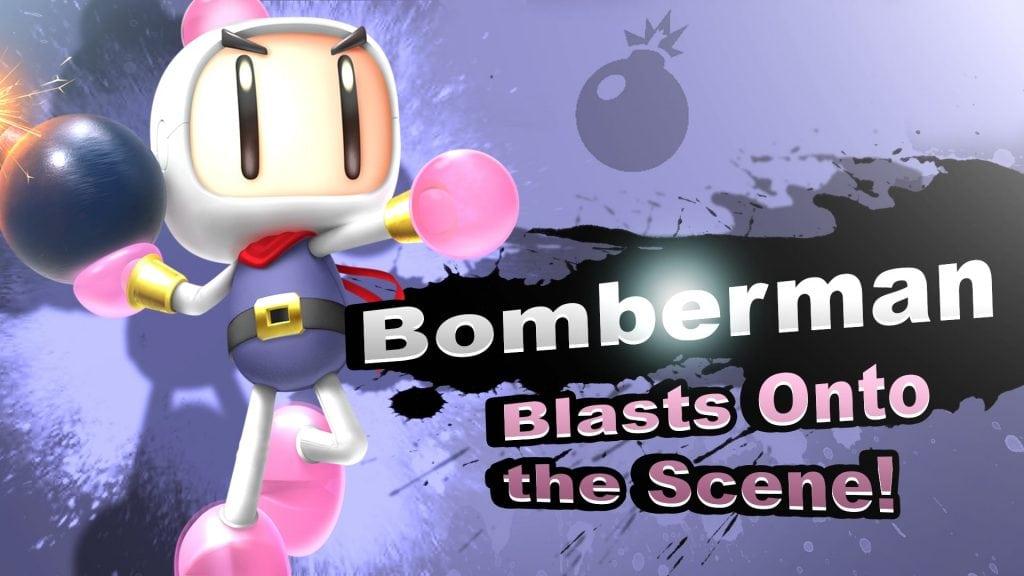 Smash Bros. Switch Bomberman