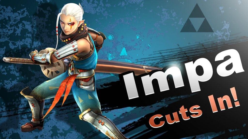 Smash Bros. Switch Impa