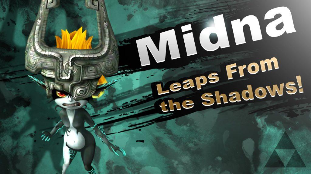 Smash Bros. Switch Midna