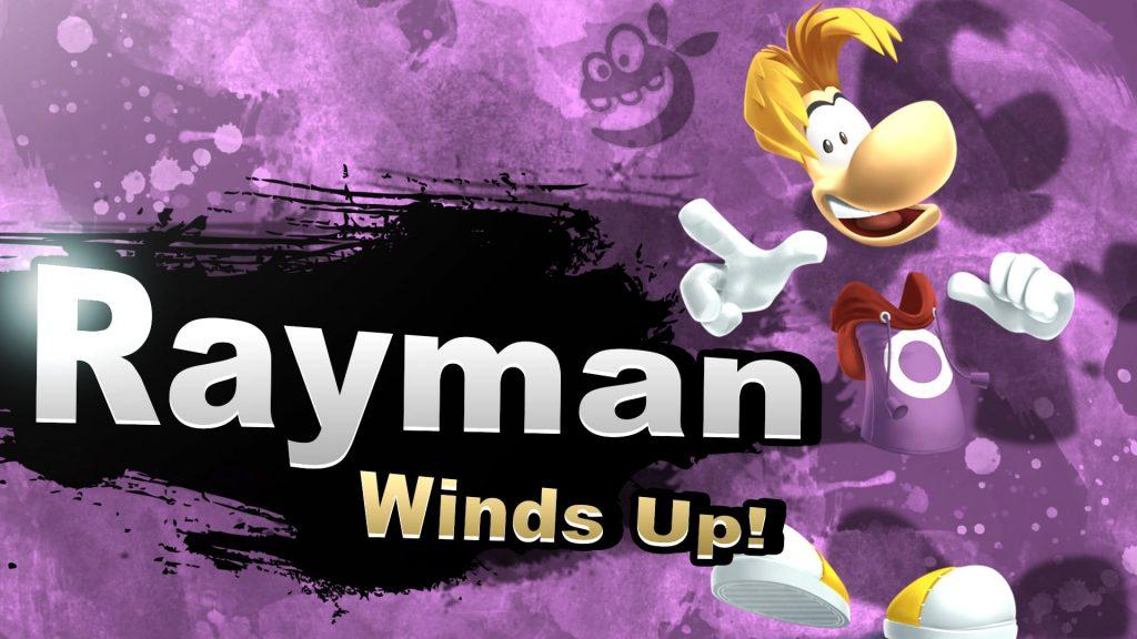 Smash Bros. Switch Rayman