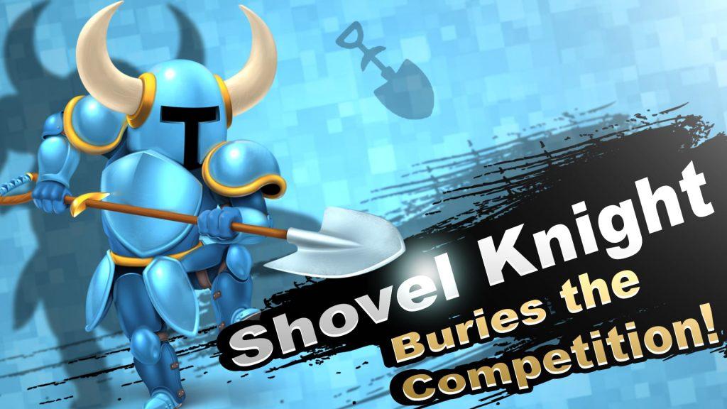 Smash Bros. Switch Shovel Knight