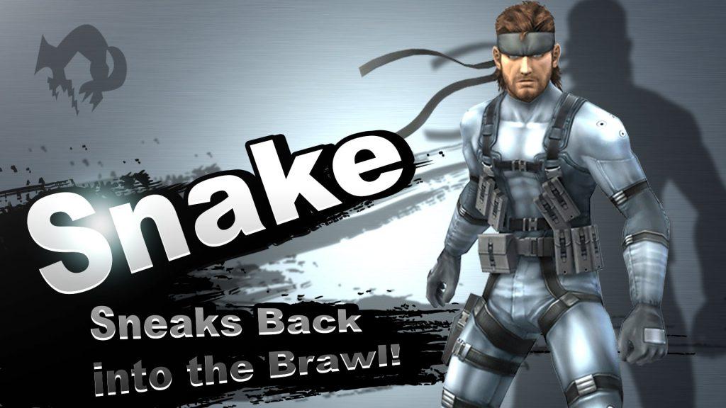 Smash Bros. Switch Snake