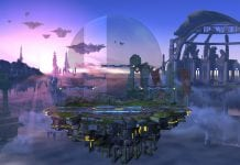 Super Smash Bros. Switch Stages