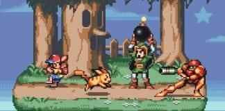 Smash Bros Switch Game Modes