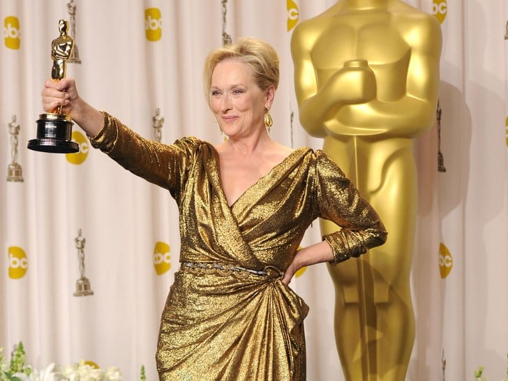 Streep and her Oscars