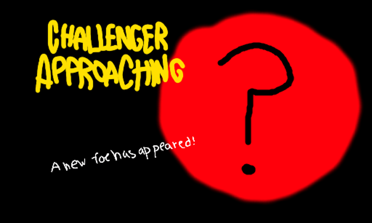 Challenger Approaching