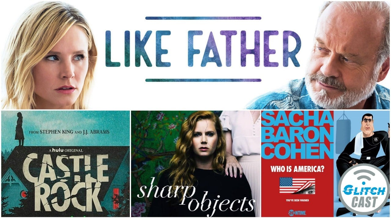Like Father Review Podcast