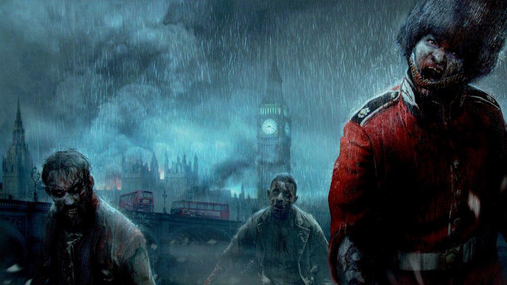 Zombi U London