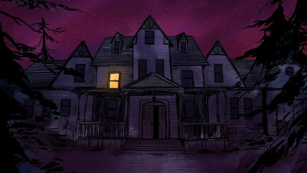 Gone Home House