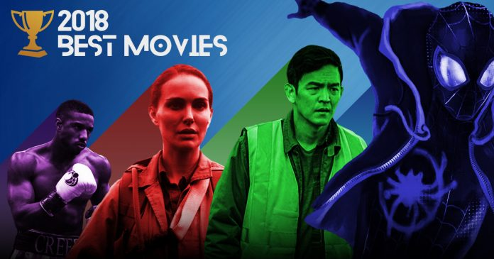 Glitchup 2018 Best Movies