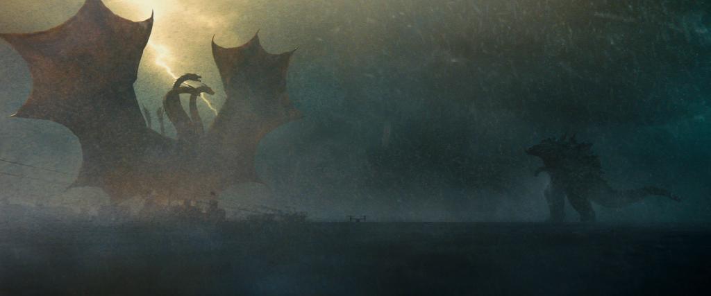 Godzilla - KoM