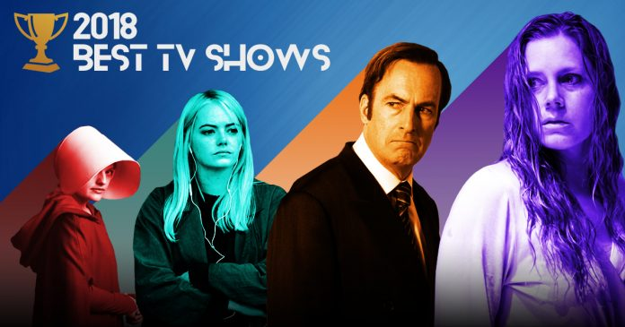 2018 Best TV Shows