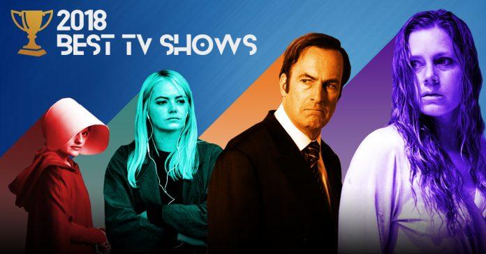 2018 Best TV Shows