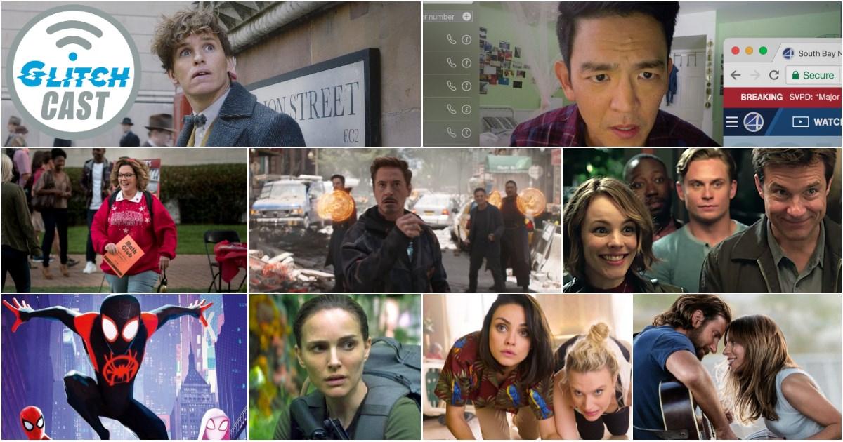 2018 Best & Worst Movies Podcast