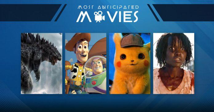 2019 Anticipated Movies