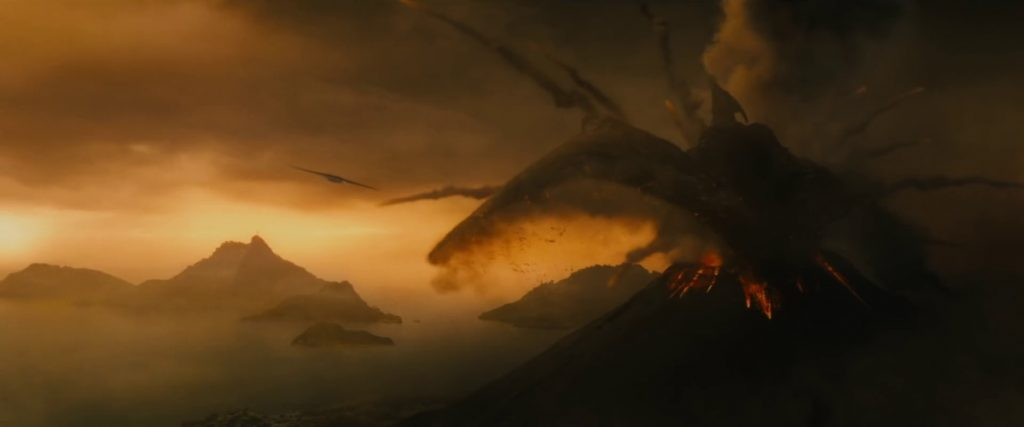 King of Monsters Rodan