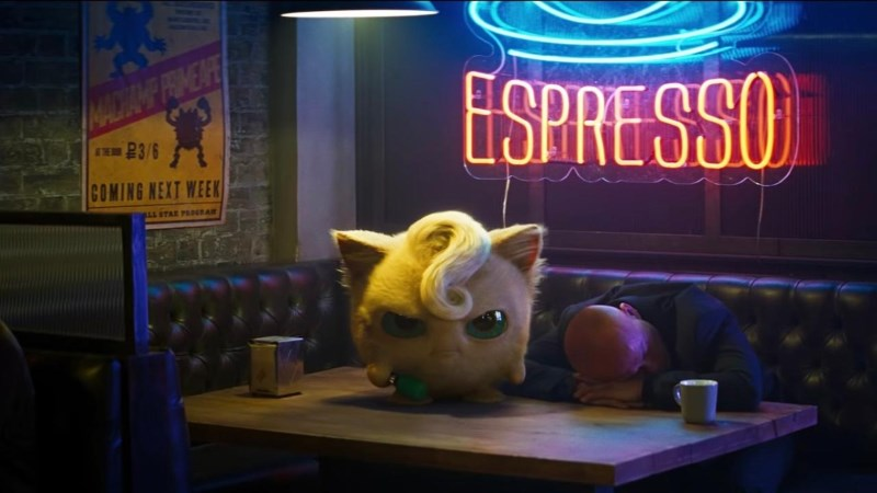 Jigglypuff Pokemon Movie