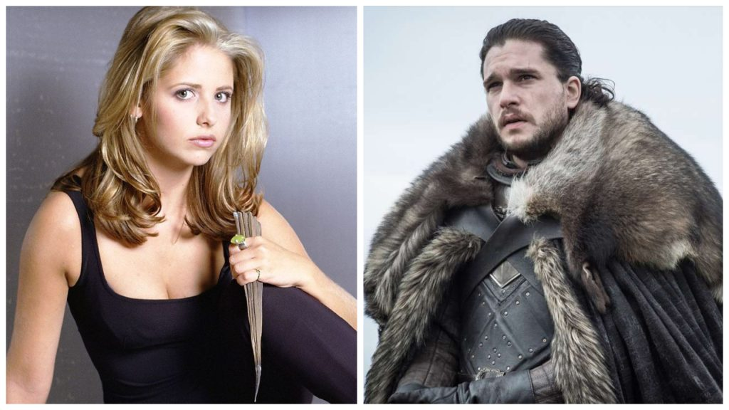 Buffy Summers vs. Jon Snow