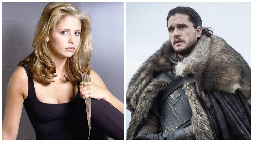 Buffy Summers vs. Jon Snow