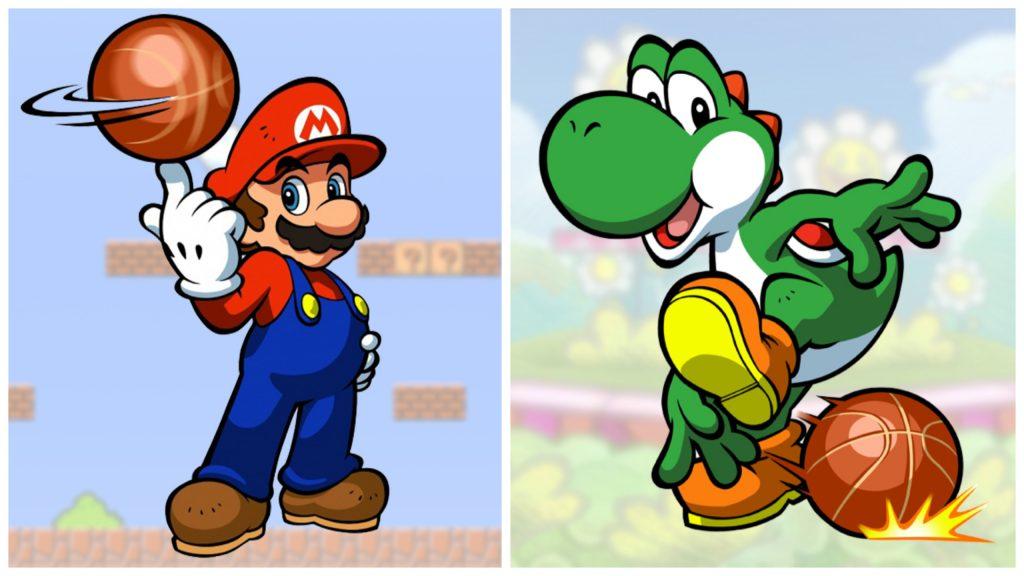 Mario vs. Yoshi