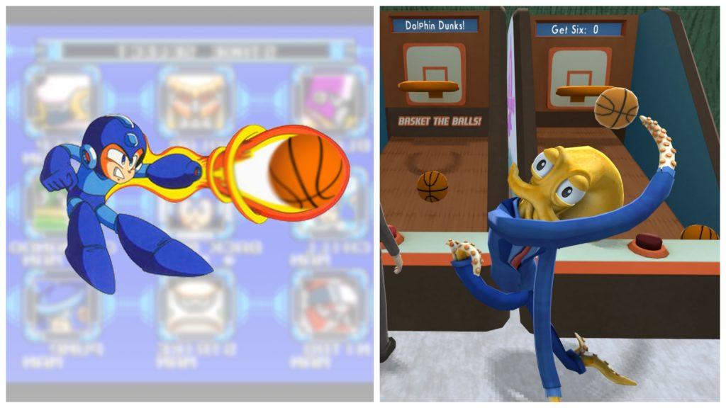 Mega Man vs. Octodad