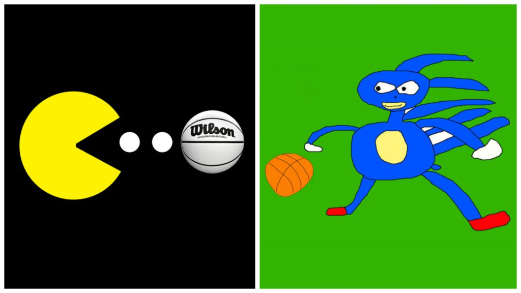 Pac-Man vs. Sonic