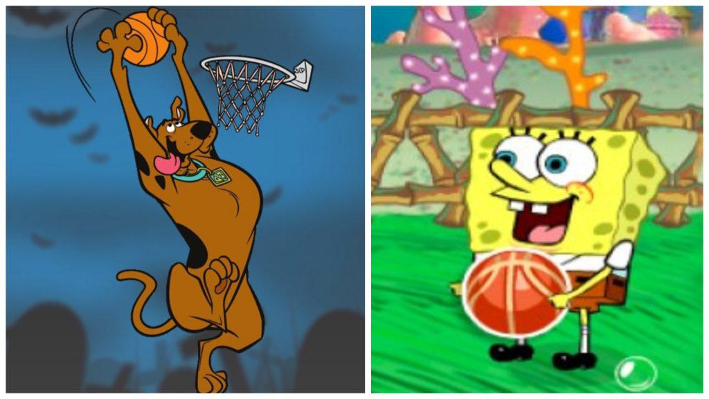 Scooby Doo vs. Spongebob