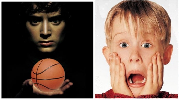 Kevin Vs Frodo